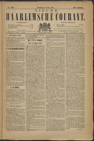 Nieuwe Haarlemsche Courant 1891-06-10