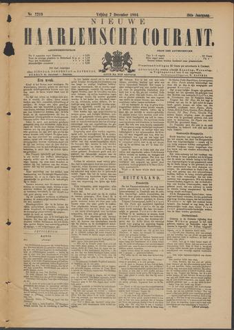 Nieuwe Haarlemsche Courant 1894-12-07