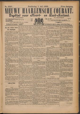 Nieuwe Haarlemsche Courant 1906-07-05