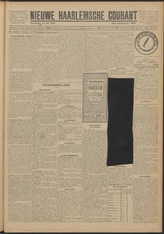 Nieuwe Haarlemsche Courant 1925-05-14