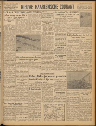 Nieuwe Haarlemsche Courant 1947-03-05