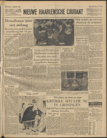 Nieuwe Haarlemsche Courant 1960-12-07