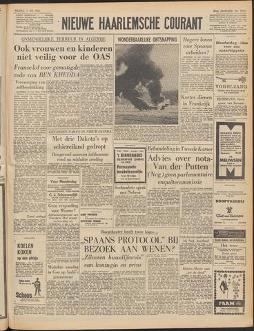 Nieuwe Haarlemsche Courant 1962-05-11