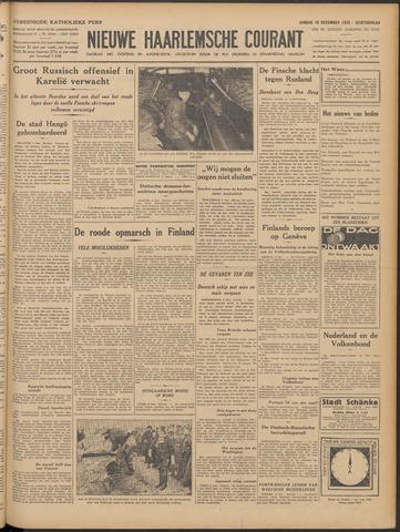 Nieuwe Haarlemsche Courant 1939-12-10