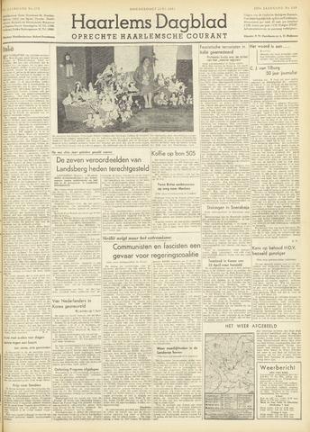 Haarlem's Dagblad 1951-06-07
