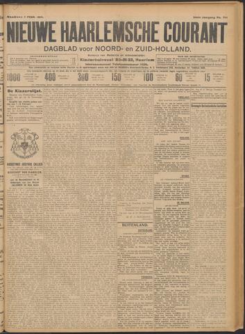 Nieuwe Haarlemsche Courant 1910-02-07