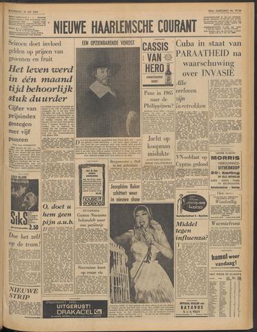 Nieuwe Haarlemsche Courant 1964-05-21