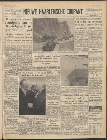 Nieuwe Haarlemsche Courant 1957-07-30