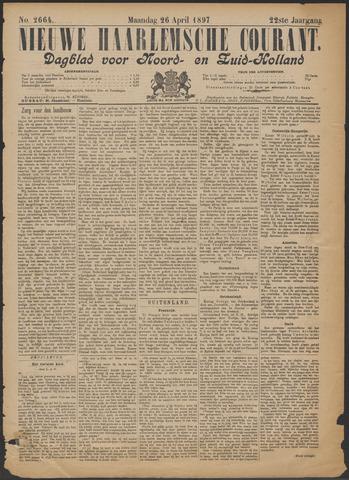 Nieuwe Haarlemsche Courant 1897-04-26