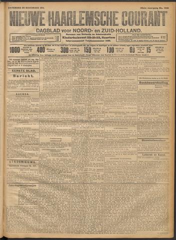 Nieuwe Haarlemsche Courant 1911-11-25