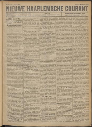 Nieuwe Haarlemsche Courant 1921-01-05