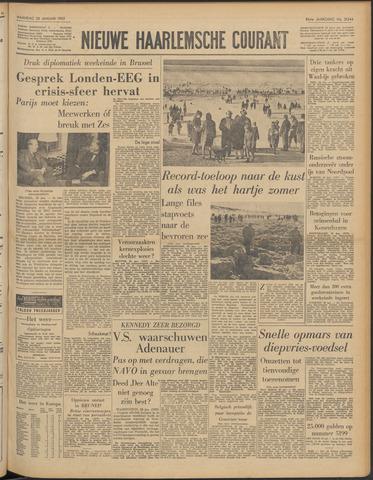 Nieuwe Haarlemsche Courant 1963-01-28