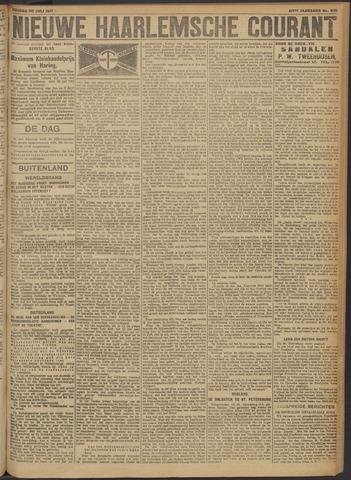 Nieuwe Haarlemsche Courant 1917-07-20