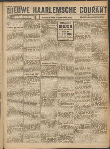 Nieuwe Haarlemsche Courant 1921-02-19