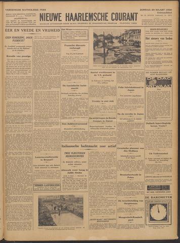 Nieuwe Haarlemsche Courant 1936-03-29