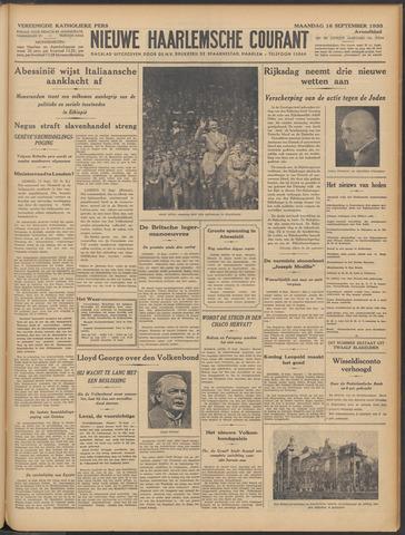 Nieuwe Haarlemsche Courant 1935-09-16