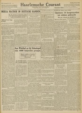 Haarlemsche Courant 1942-06-30