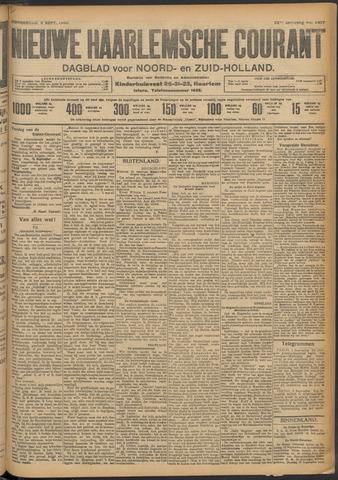 Nieuwe Haarlemsche Courant 1908-09-03
