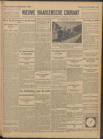 Nieuwe Haarlemsche Courant 1932-12-16