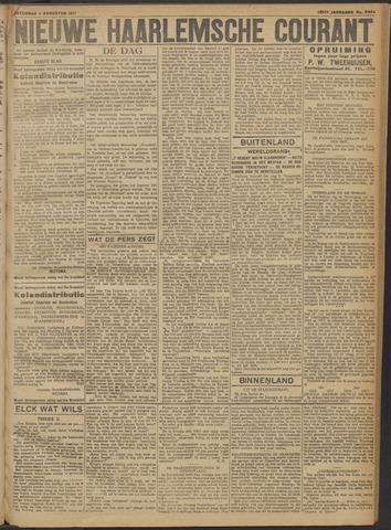 Nieuwe Haarlemsche Courant 1917-08-04
