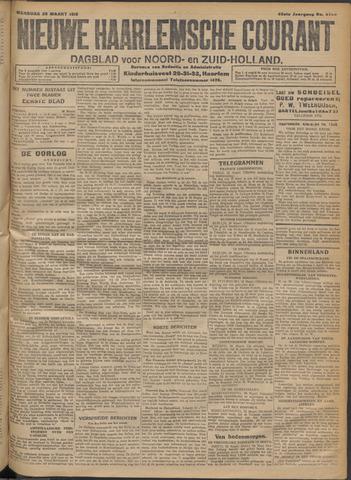 Nieuwe Haarlemsche Courant 1915-03-29