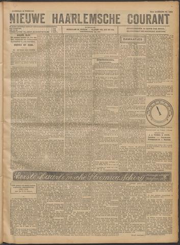 Nieuwe Haarlemsche Courant 1922-02-18