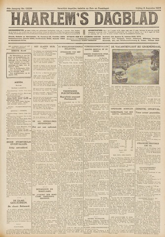Haarlem's Dagblad 1926-08-06