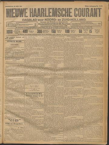 Nieuwe Haarlemsche Courant 1911-07-12