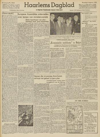 Haarlem's Dagblad 1950-08-09