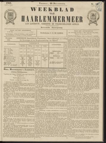 Weekblad van Haarlemmermeer 1866-12-28
