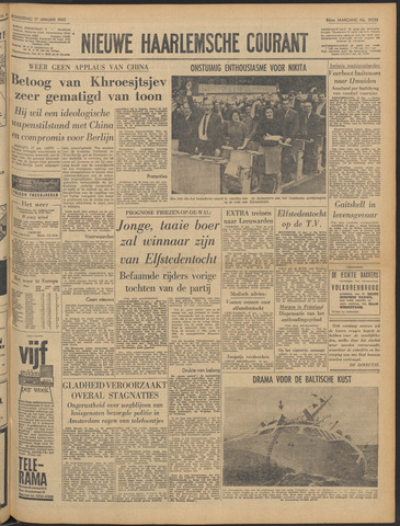 Nieuwe Haarlemsche Courant 1963-01-17