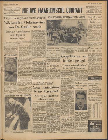 Nieuwe Haarlemsche Courant 1963-09-02