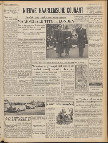 Nieuwe Haarlemsche Courant 1953-03-17