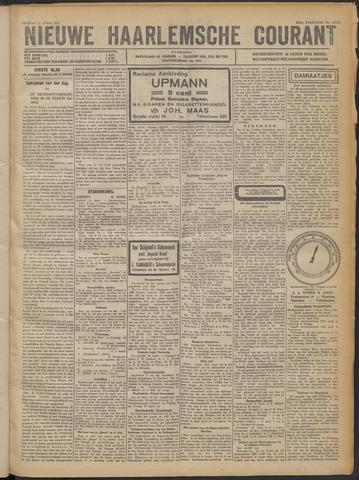 Nieuwe Haarlemsche Courant 1922-04-21
