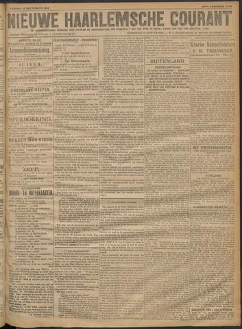 Nieuwe Haarlemsche Courant 1918-09-13