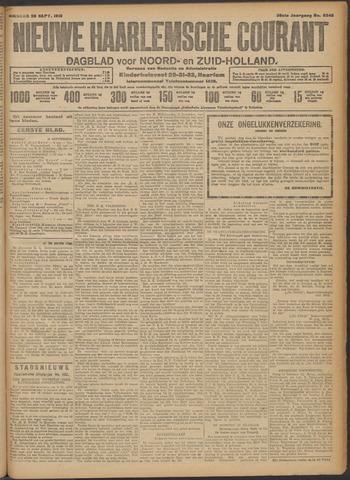 Nieuwe Haarlemsche Courant 1913-09-23