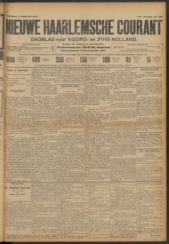 Nieuwe Haarlemsche Courant 1909-02-03