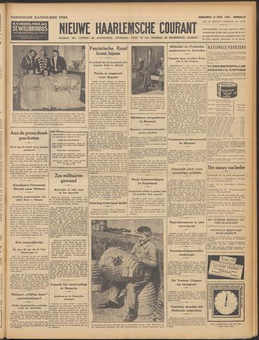 Nieuwe Haarlemsche Courant 1939-04-13