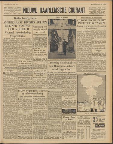Nieuwe Haarlemsche Courant 1957-06-26