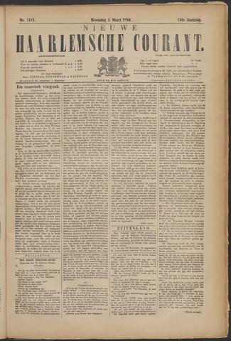 Nieuwe Haarlemsche Courant 1890-03-05