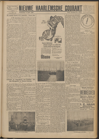 Nieuwe Haarlemsche Courant 1924-04-03
