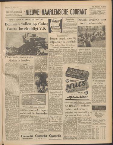 Nieuwe Haarlemsche Courant 1961-04-17