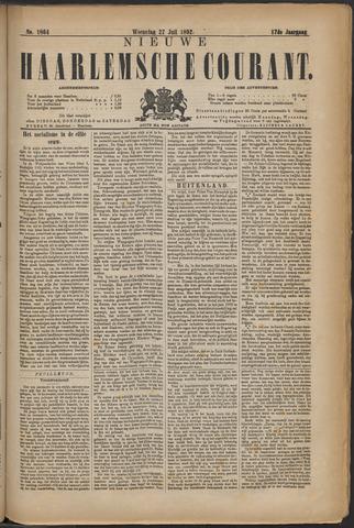 Nieuwe Haarlemsche Courant 1892-07-27