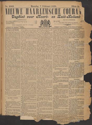 Nieuwe Haarlemsche Courant 1898-02-07
