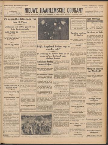 Nieuwe Haarlemsche Courant 1936-12-07