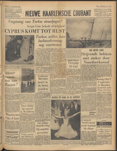 Nieuwe Haarlemsche Courant 1964-08-11