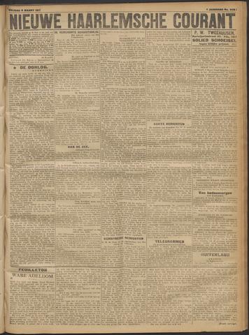 Nieuwe Haarlemsche Courant 1917-03-09
