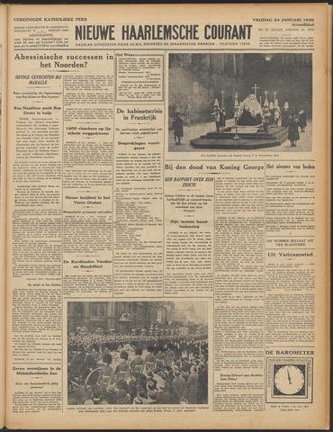 Nieuwe Haarlemsche Courant 1936-01-24