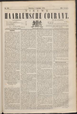 Nieuwe Haarlemsche Courant 1885-09-03