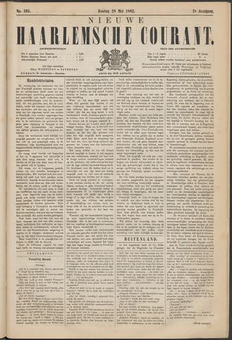 Nieuwe Haarlemsche Courant 1882-05-28